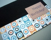 Happy Birthday - Blank Card