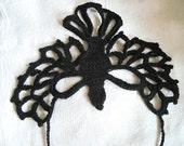 Crochet Bird Mask Pattern