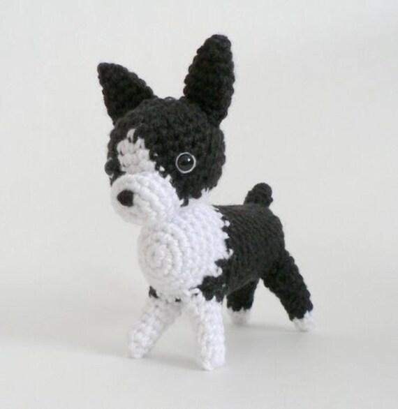 AMIGURUMI DOG PATTERN FREE Knitting PATTERNS