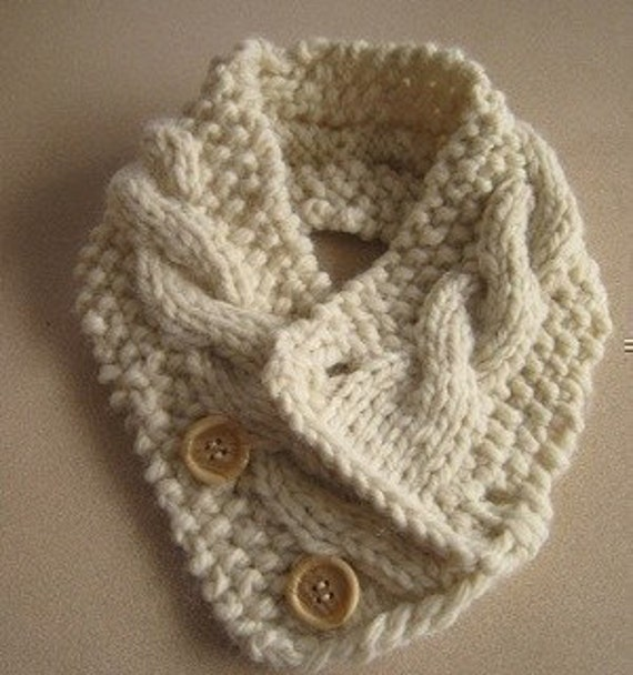 CROCHETED NECK WARMER PATTERNS | Crochet and Knitting Patterns