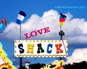 Love Shack 8x10 Bright Fun Photography Image