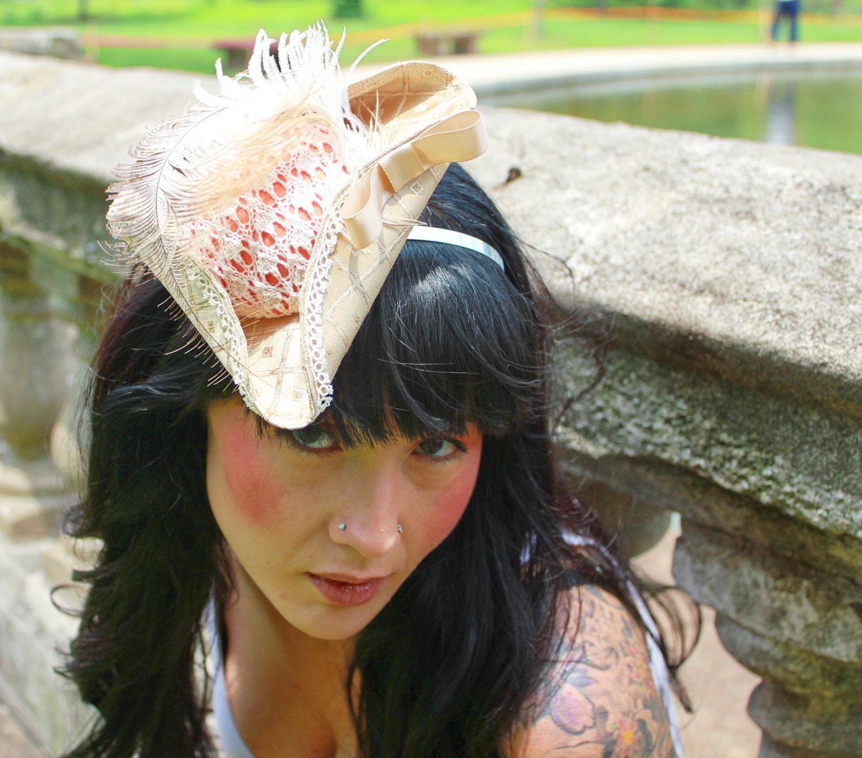 Mini Pirate Hat
