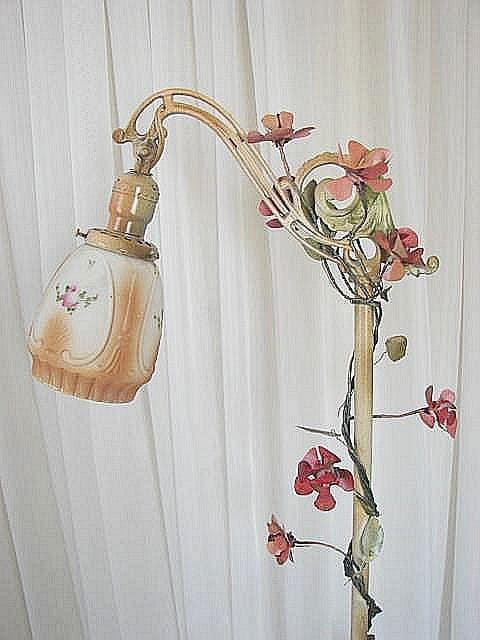 Crystal Desk Lamps Cottage Floor Lampfloor Lamps Lamps Galore