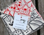 Everyday Reversible Cloth Napkins-Scandi - pixiespit