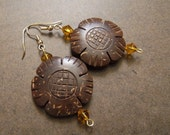 Congo Beaded earrings