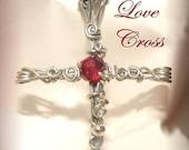 Fervent Love Cross tutorial