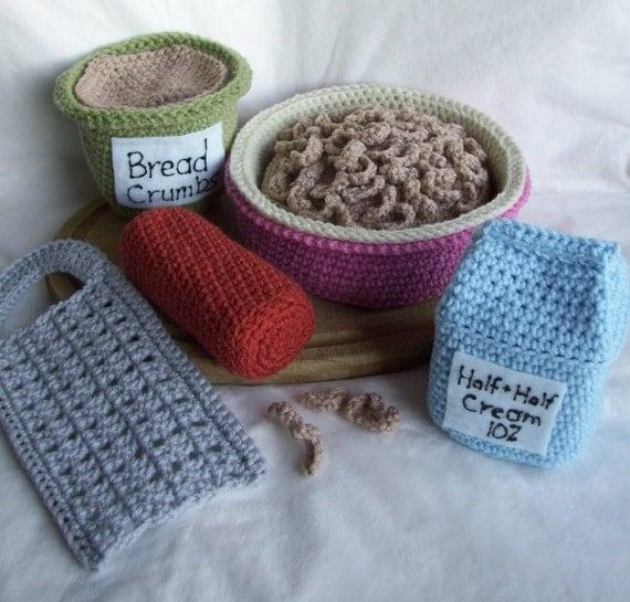 Mac & Cheese...PDF Crochet Pattern