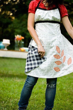 Free Apron Patterns - BBQ, Chef's, Half Aprons to Sew