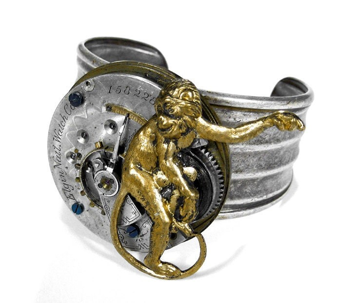 USD $ 10.29 - Women's Steel Band Analog Quartz Cuff Bracelet Watch With