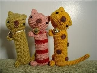 Nurse Kitty Amigurumi crochet pattern ~ Amigurumi crochet patterns