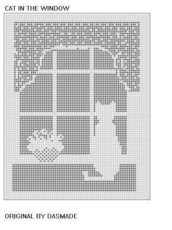 Filet Crochet Pattern Free Alphabet 1000 Free Patterns