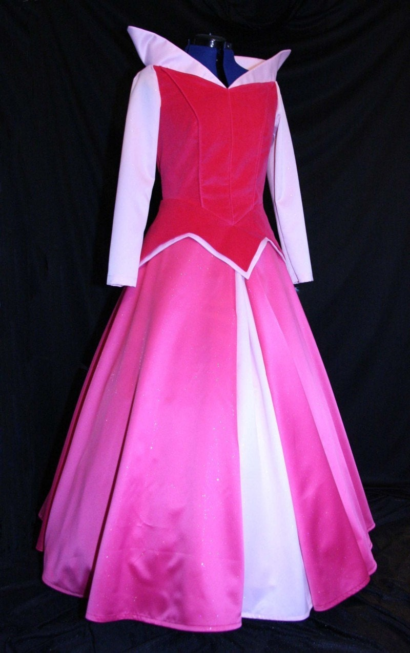 il fullxfull.120112906 STUNNING ADULT Sleeping Beauty AURORA Costume GOWN. From mom2rtk