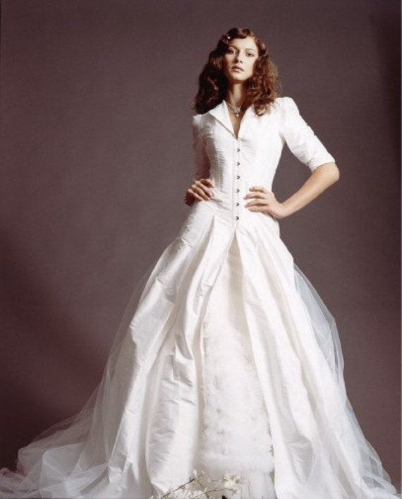 SUIT Wedding Dress/Gown???