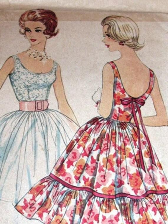 il 570xN.315150374 Sewing Patterns Prom Dresses