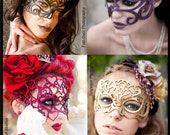 Masquerade Surprise -- A grab bag of masks