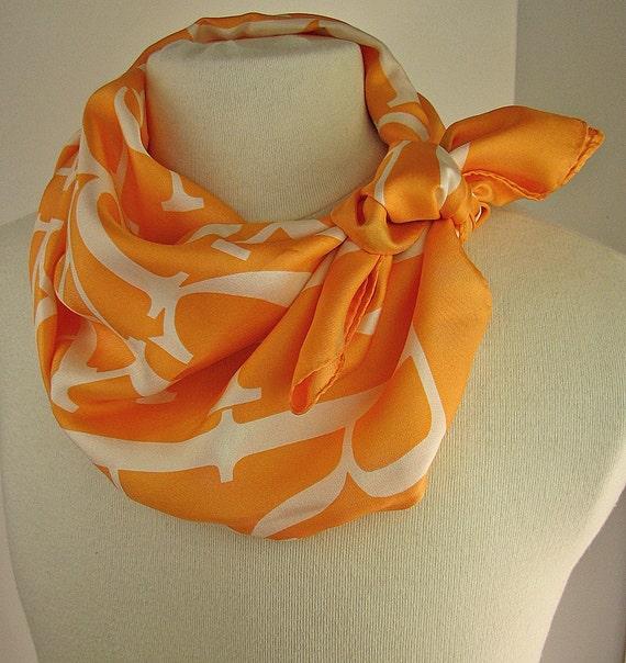 Vintage Italian Silk Scarf by JAEGER by fauxbrit13 on Etsy Vintage Italian Silk Scarves