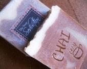 SALE: Chai Tea Soap-Cinnamon, Spice, Unisex, and Vegan