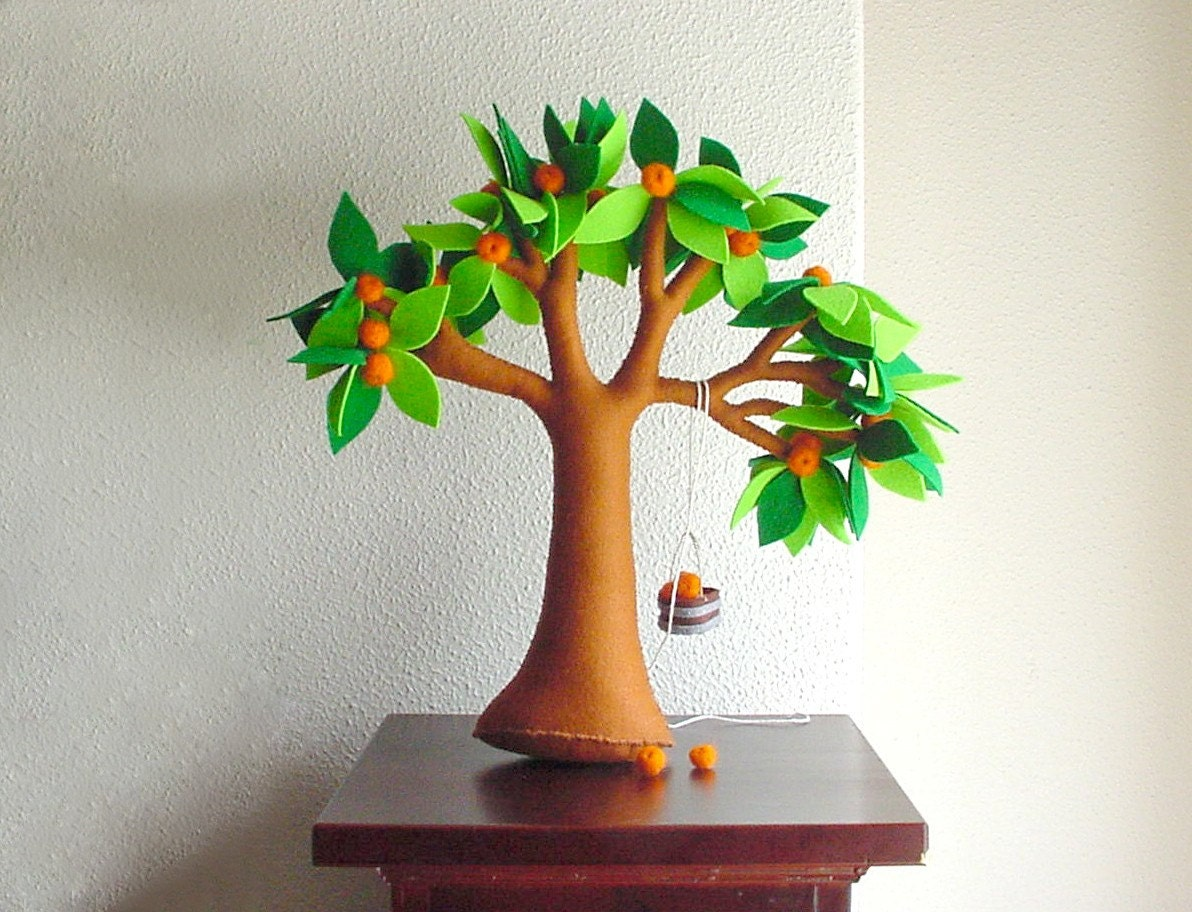 Как сделать лиственные деревья самостоятельно 84