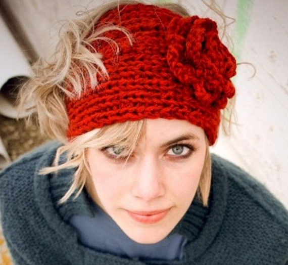 Sewing and Knitting Patterns Ideas: Headband Knitting Pattern