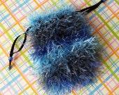 Fuzzy pouch/bag