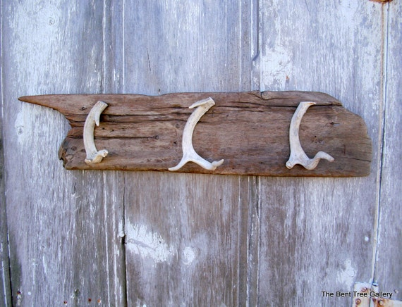 Diy Deer Antler Towel Rack