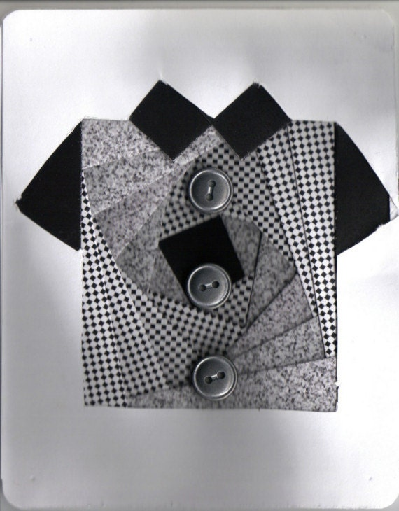 CUSTOMIZE Your Order -  Blouse or Shirt, Iris Folded  Cards