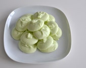 Key Lime White Chocolate Candy Citrusy Heaven on Earth All Natural No preservatives 1/2 Lb. - NicolesTreats