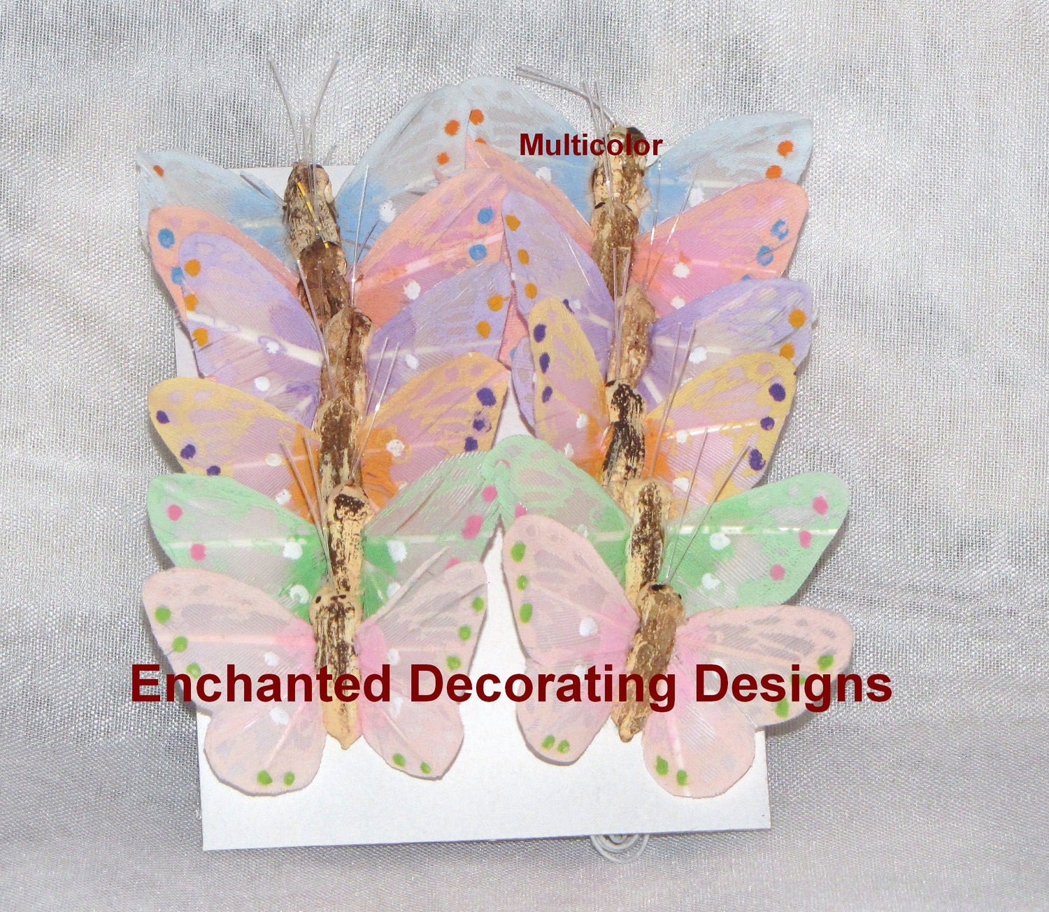 Butterfly Table Decorations
