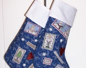 Christmas Stockings - Set of 2 - QuiltingFrenzy