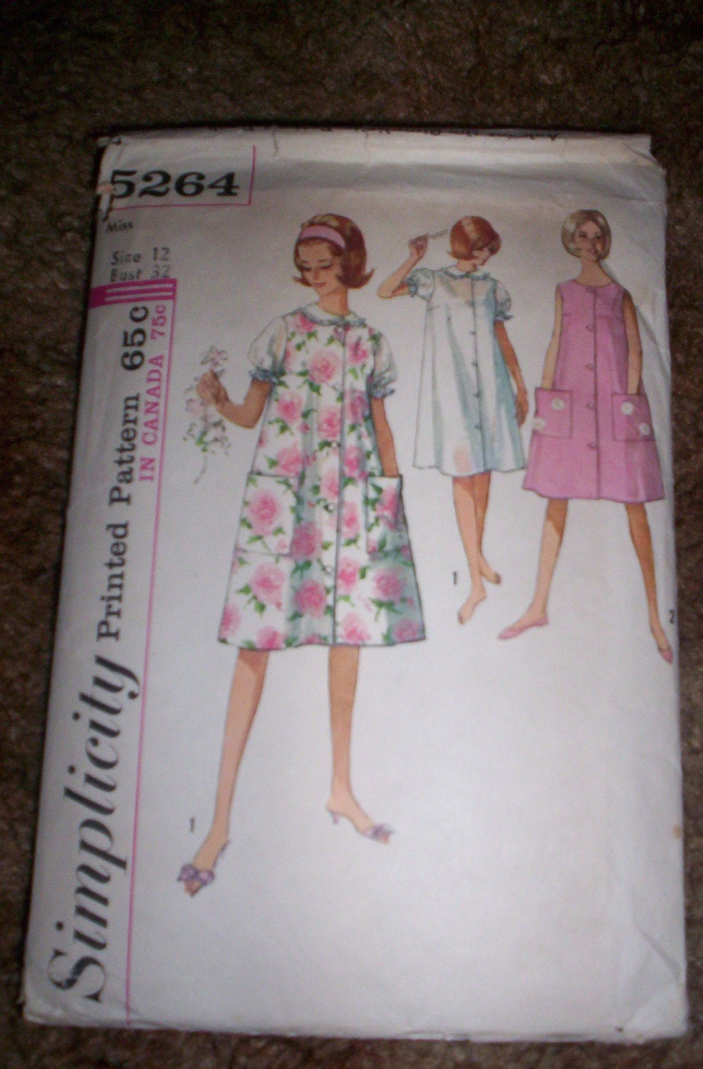 Women's Vintage Simplicity Sewing Patterns, Simplicity patterns at