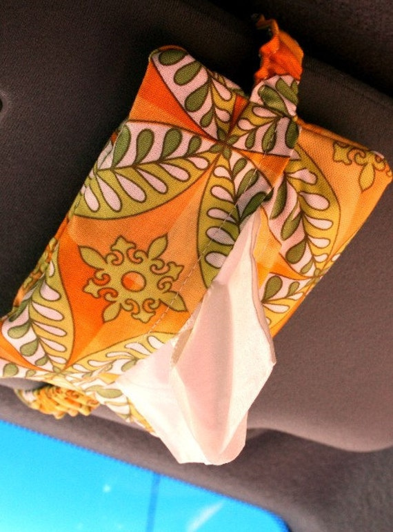 Car Visor Pocket Tissue pdf Sewing Pattern