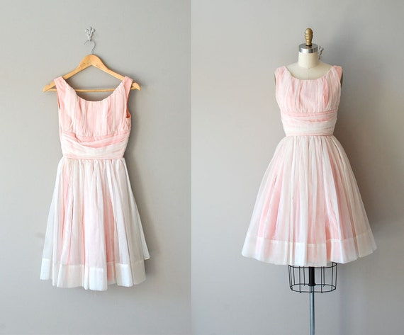 1950s dress / vintage 50s dress / The Yum Yum Girl