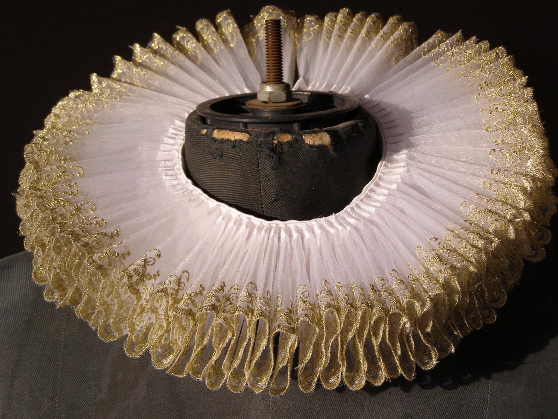 puffy 16th century collar   Project 3 ideas   Pinterest