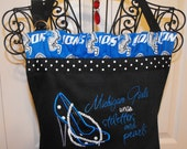 Michigan Girls and Pearls Apron