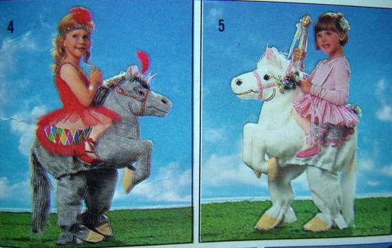Horse Costume Pattern Adults on Horse Costume Pattern