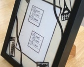 Decoupage Travel Frame
