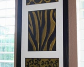 Animal Print Collage Set