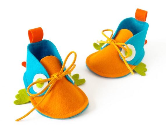 Keçe Ayakkabılar