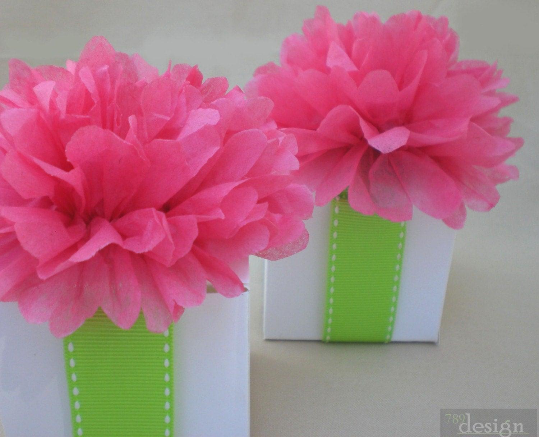 """Celebration Peonies"" Tissue Paper Flowers - Weddingstar"