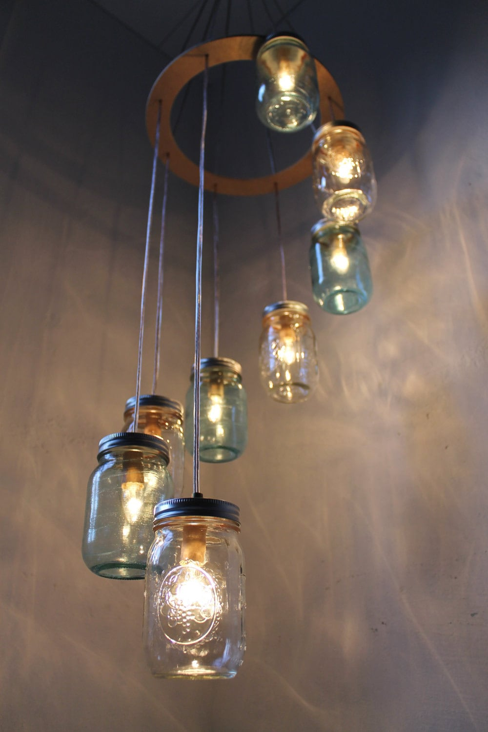 Mason Jar Lights Christmas Lights Interiors Inside Ideas Interiors design about Everything [magnanprojects.com]