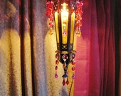 Arabian Nights Mediterranean Pendant Lantern MADE TO ORDER - ShabulousChandeliers