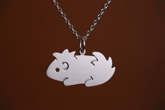 Guinea Pig Necklace