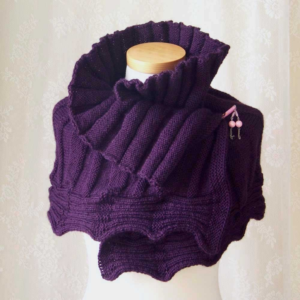Capelet Knitting Patterns Patterns Gallery