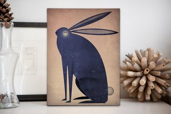 The Indigo Rabbit