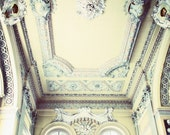 Ornate Ceiling, Blenheim Palace - 8x10 Print - lazyjaney