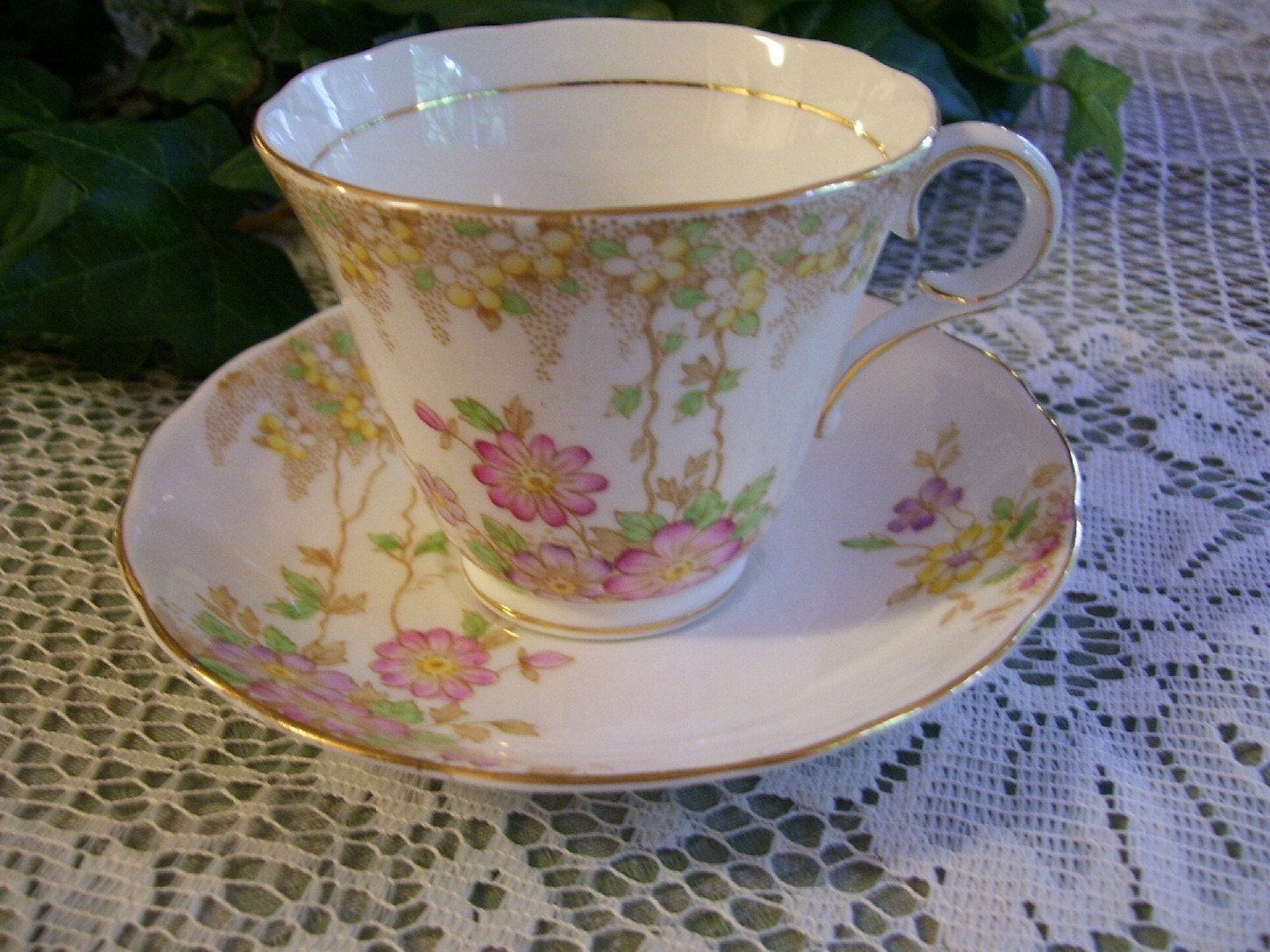 Tuscan Bone China Dinnerware - Parcels of Time Collectible