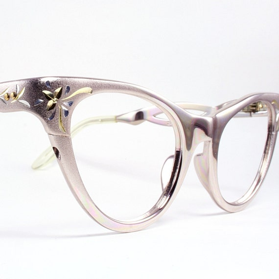Novelty Cat Eye Glasses