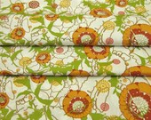 Mod Charm Large Floral - 1 YD - FabricFascination