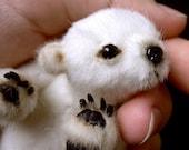 Miniature bear PATTERN (emailed, PDF)  Flocke / by Tatiana Scalozub / Bestseller - TSminibears