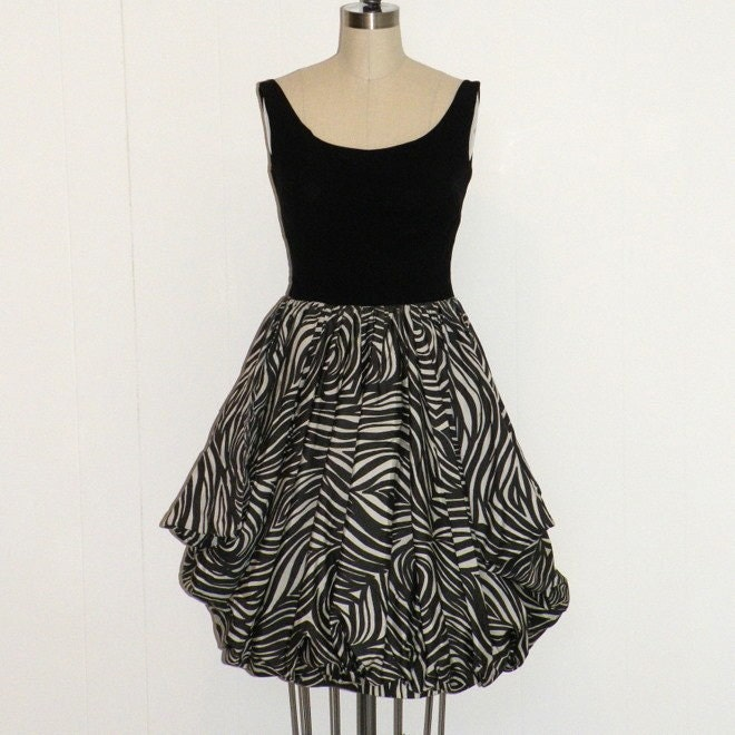 Zebra Cocktail Dresses 84